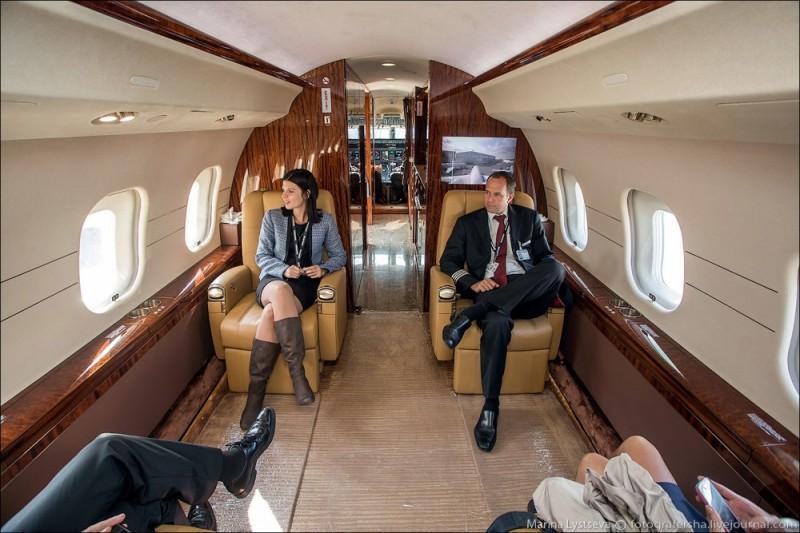 частный самолет фото